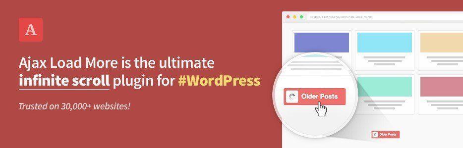 WordPress sonsuz kaydırma eklentisi