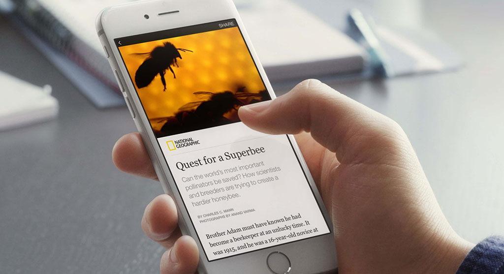 Facebook hızlandırılmış makale nedir