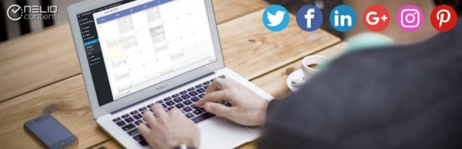 Nelio Content – Social Media Marketing Automation