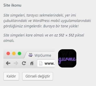 WordPress Favicon Ekleme