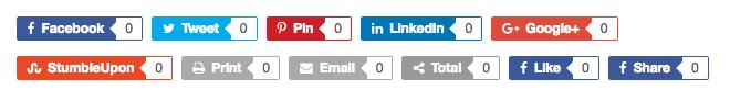 wordpress sosyal medya eklentisi ea share count