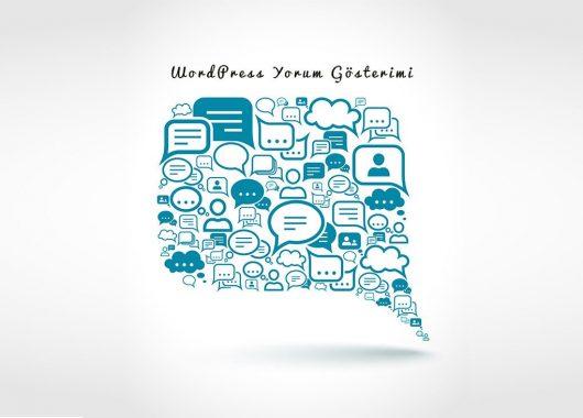 wordpress-yorum-gosterimi