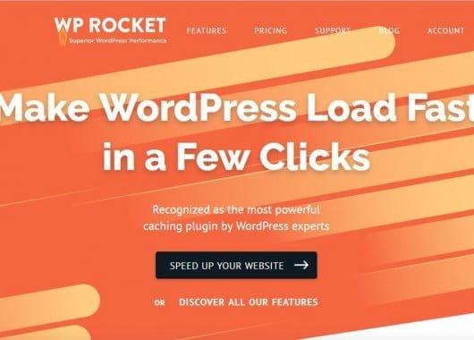 wp rocket cache eklentisi