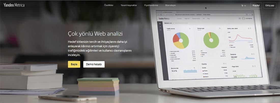 yandex metrica wordpress